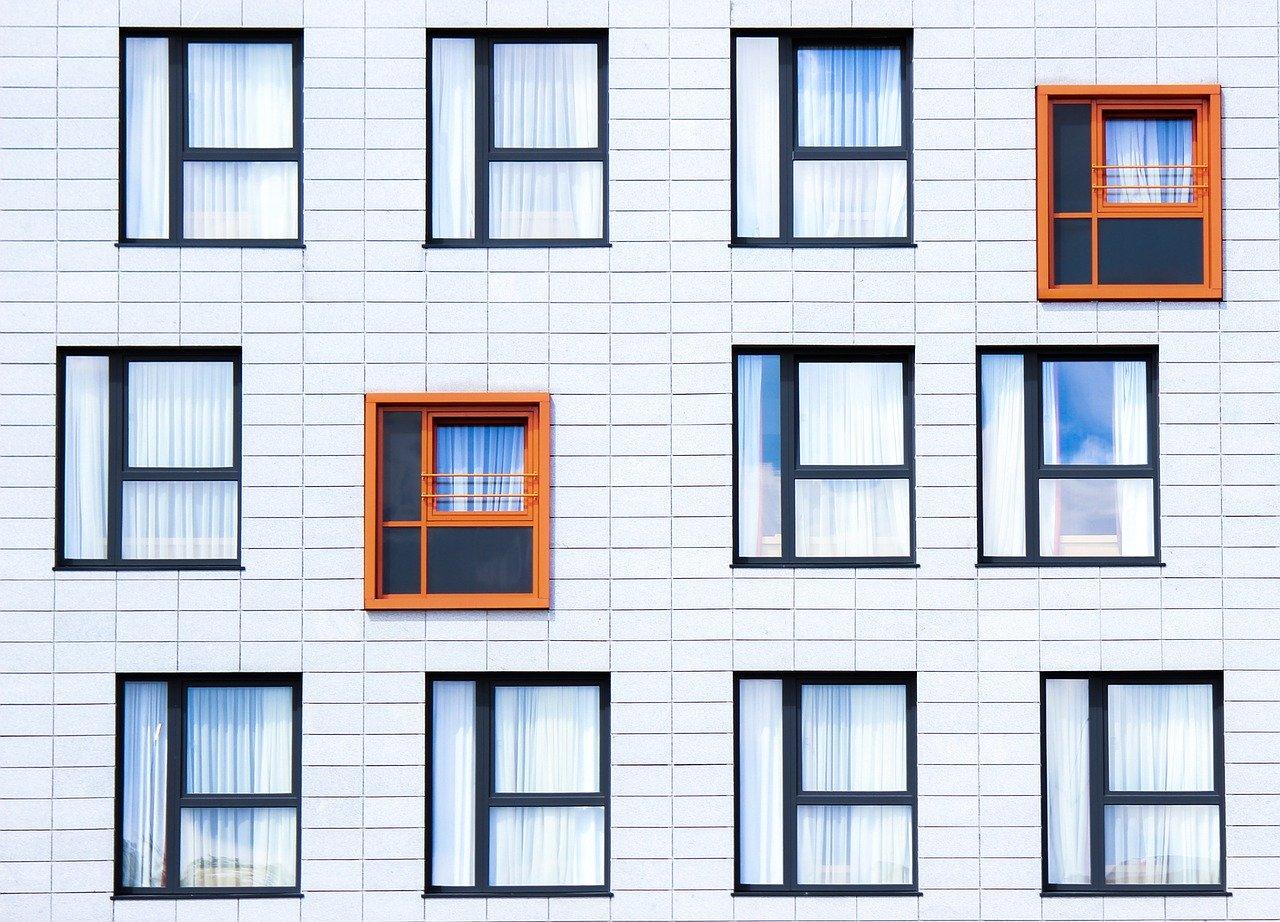 Maler vinduer hos Norh maler Kastrup.