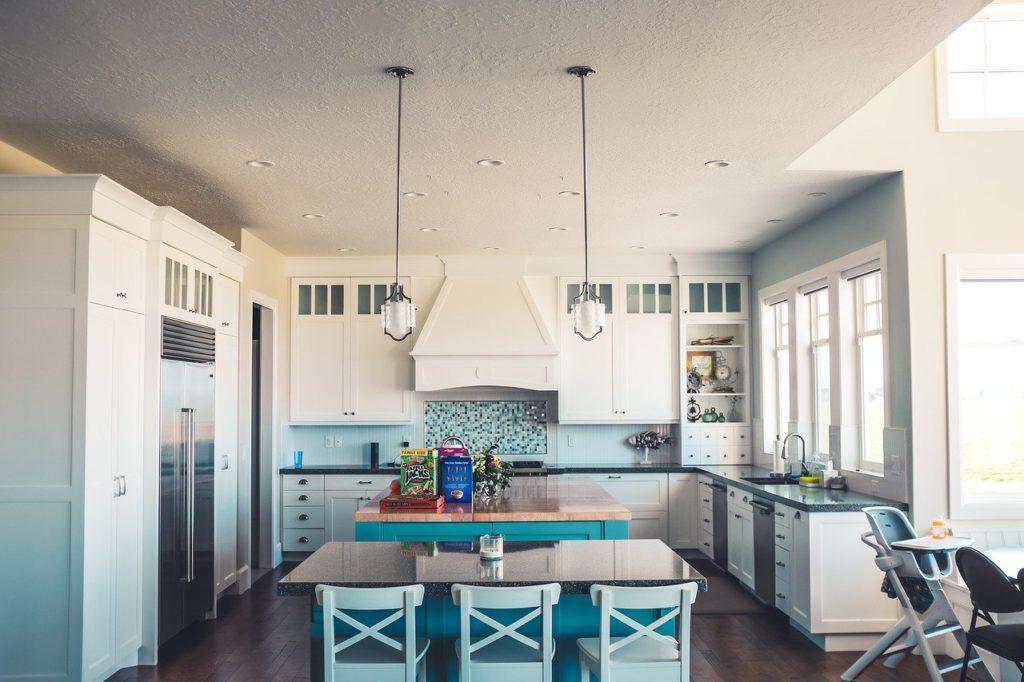 Male selv køkkenlåger, Gør det selv guide; male om køkkenlåger