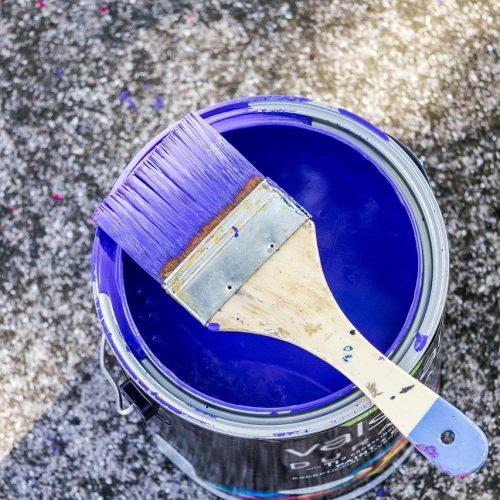 Hvor meget maling skal jeg bruge?